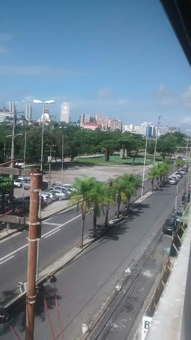 Vista do recife antigo