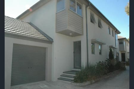 Townhouse bedroom shared accommodation Newcastle - Hamilton South - Casa a schiera