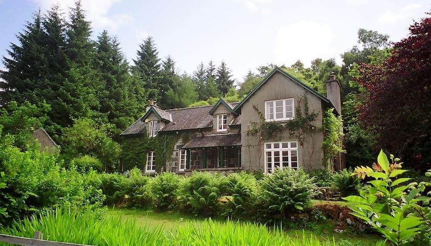 Breathtaking Views, Highlands of Scotland Home