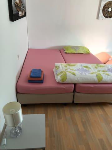 1-Zimmer Wohnung mit guter Anbindung