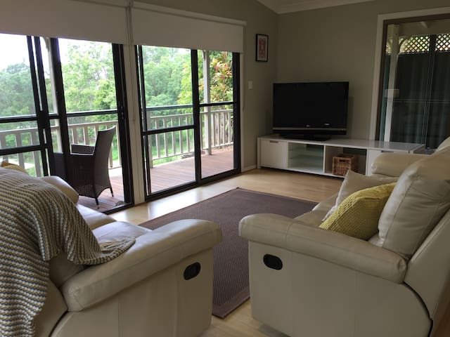 Gold Coast hinterland retreat - Mudgeeraba - Hospedaria