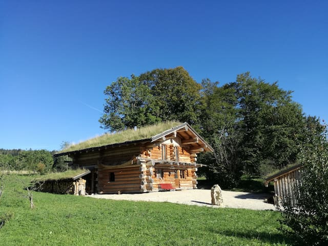 Chalet Lagarta, Pays des lacs, PNR Haut Jura