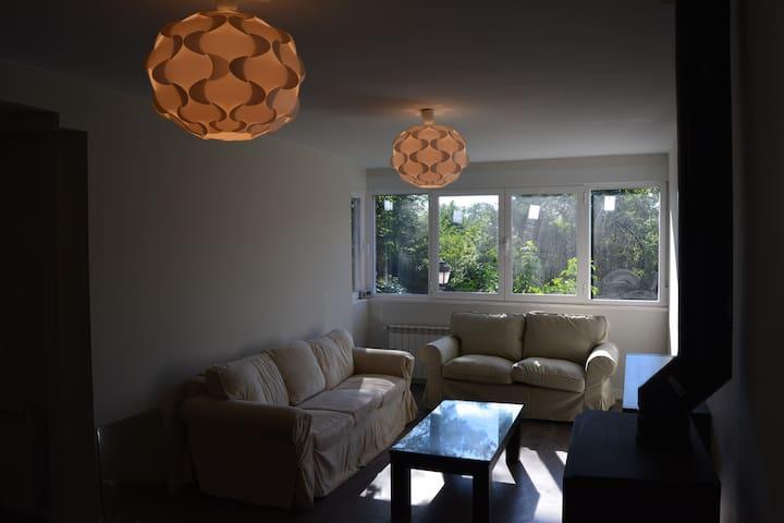 Apartamento recién reformado.Mucha luz - La Granja de San Ildefonso - Condominio