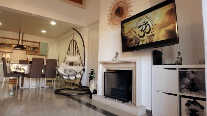 Pedra do Ouro Yoga Retreat apartment