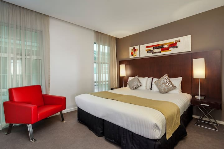 Quest Caroline Springs Studio Apartment - Caroline Springs - Apartemen