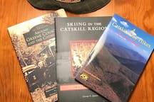 Catskill Mountain Day Hike  Information provided along with books about the history of the area