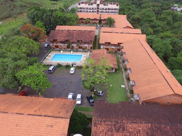 Apartamento condomínio Maranduba Ville I