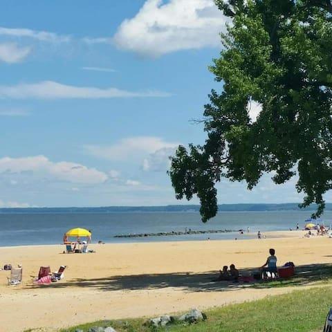 The Beach Getaway