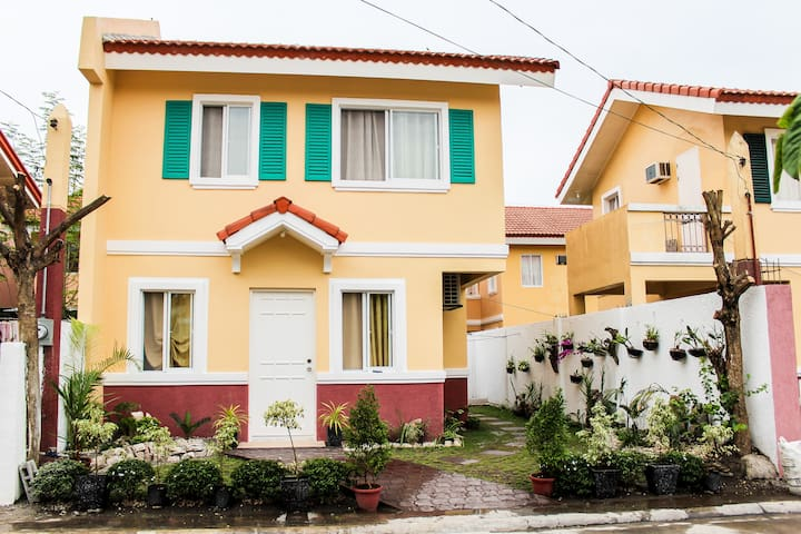 New fully furnished house in Camella