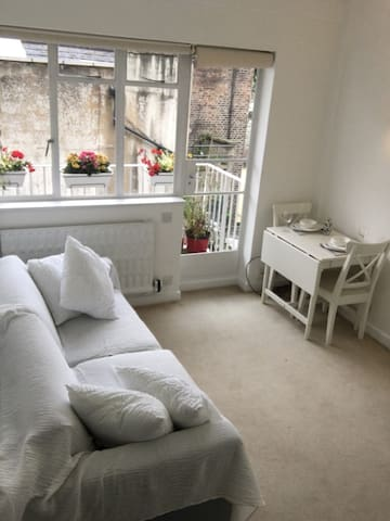 Charming 1 BR Flat in Chelsea near Sloane Square