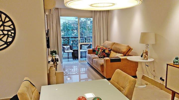 Apartamento Mobiliado em Perdizes, São Paulo