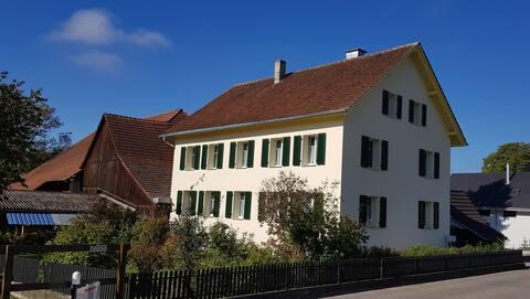 Rustikales Bauernhaus