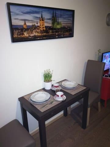 Gemütliches Apartment mit Ausblick