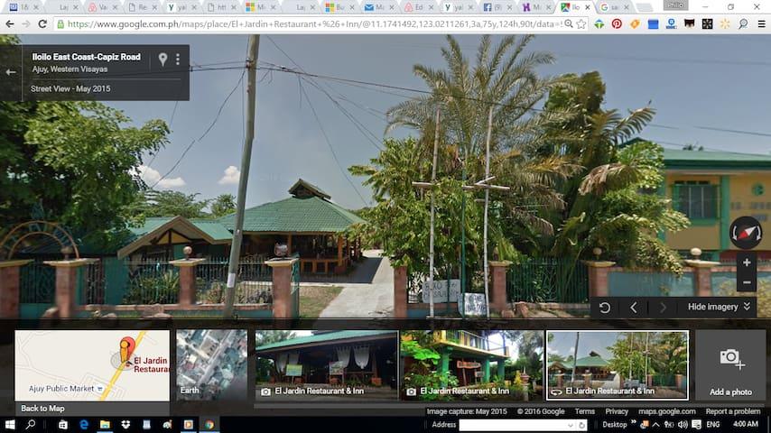 El Jardin Inn & Restaurant - Iloilo City - Sommerhus/hytte