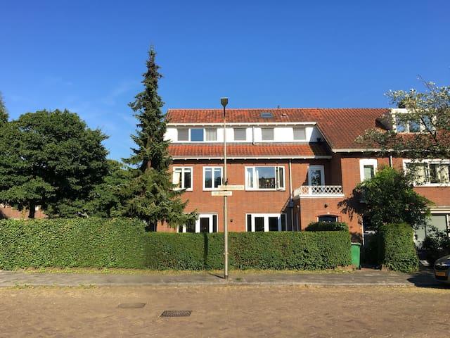 Uniek hoekhuis / family house (Amsterdam 30 min)