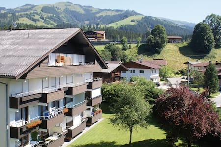 Cosy Apartment in Kirchberg with Balcony