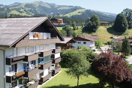 Accogliente appartamento a Kirchberg con balcone