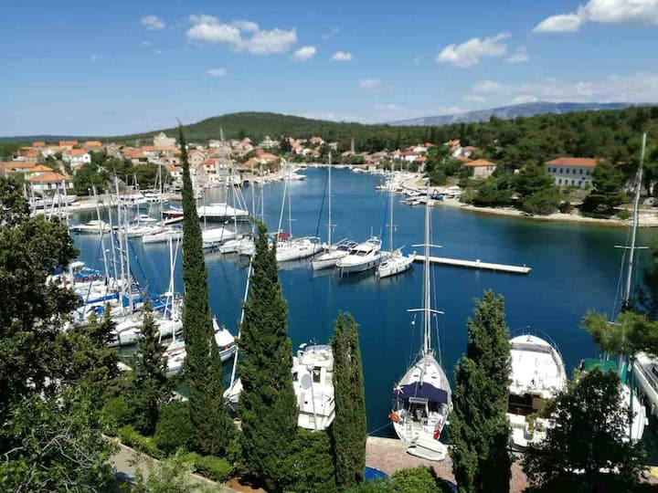 **Sunset** new suite with stunning view -Vrboska