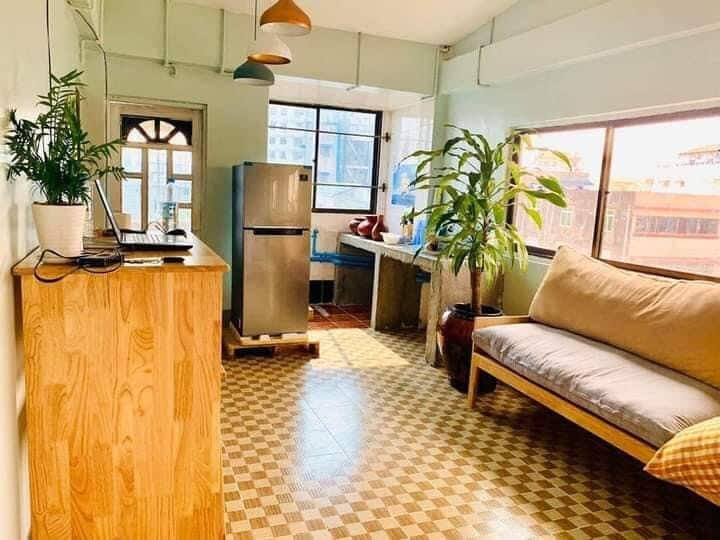 Entire 2 Beds/Baths Apartment in San Chaung