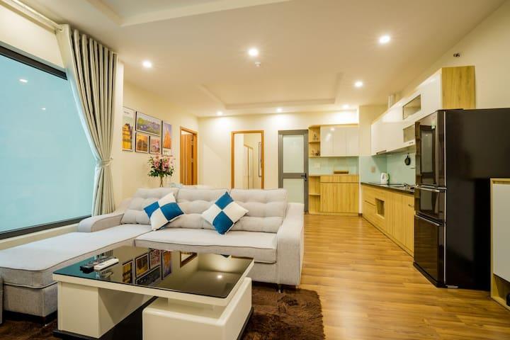 Little Ha Noi 4 -2br Luxury apt in My Dinh plaza 2