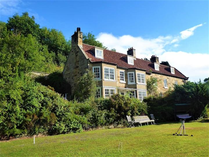 Grade II Listed Georgian Riverside House Sleights