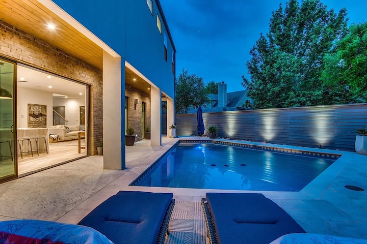 $1.5M+ VIP VILLA LUXURY - Love Field / Downtown