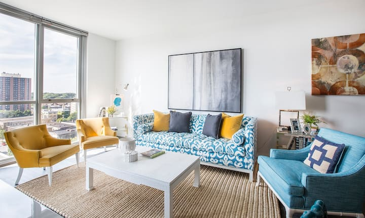 Apt living at its finest | 1BR in Minneapolis