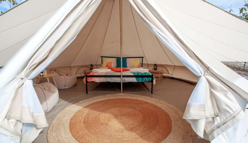 Unique Luxury Tent 4