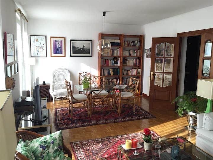 Habitación privada en piso de lujo José Abascal