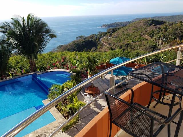 1-Bedroom Ocean View Condo 305