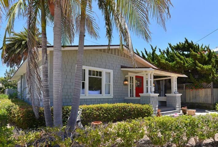 1930's Craftsman Cottage - San Diego - Huis