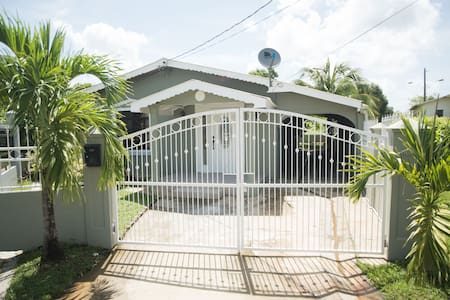 A Quiet Retreat....Entire House in Chaguanas