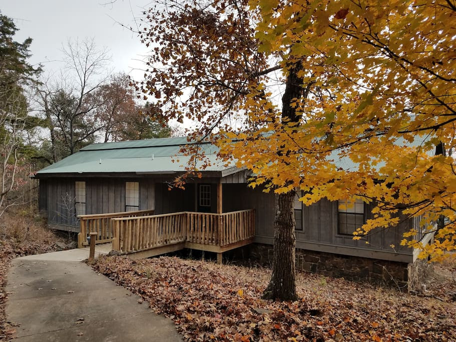 1 of 3 lodges