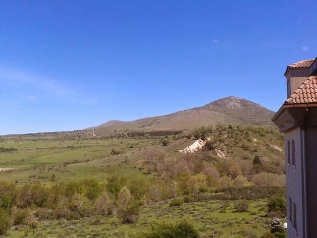 Piso en San Ildefonso muy bien comunicado - La Granja de San Ildefonso - Byt
