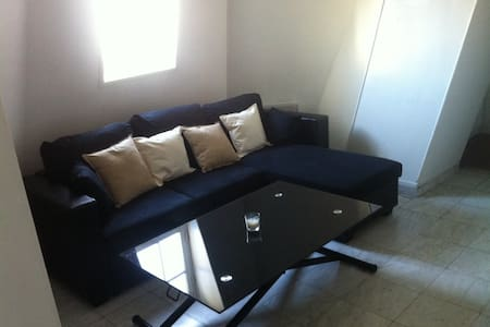 Studio clair et calme 1/2 personnes - Lägenhet