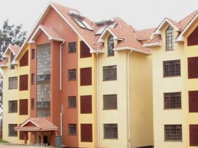 Nairobi-UN approved security gated community