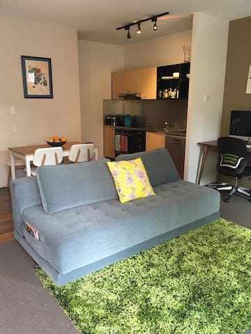 Warehouse style apartment in heritage complex - Teneriffe - Byt