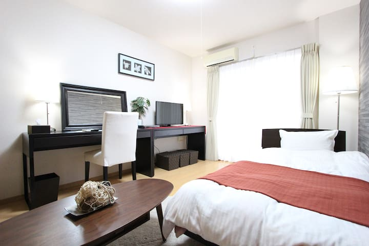 Modern style room Free  Wi-Fi