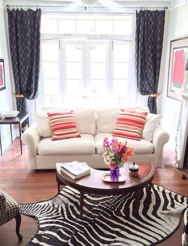 Heart of Historic District - Savannah - Lägenhet