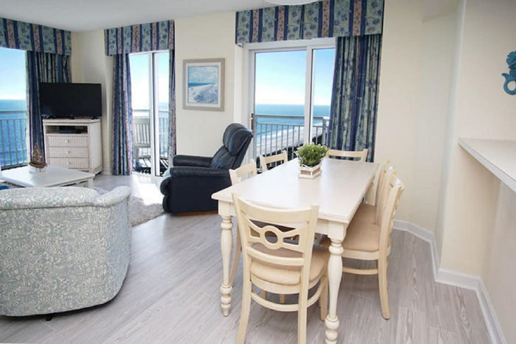 Baywatch Resort Unit 940 Condominiums For Rent In North Myrtle Beach South