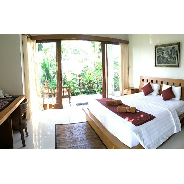 The little paradise in Ubud, AMBENGAN GUEST HOUSE.