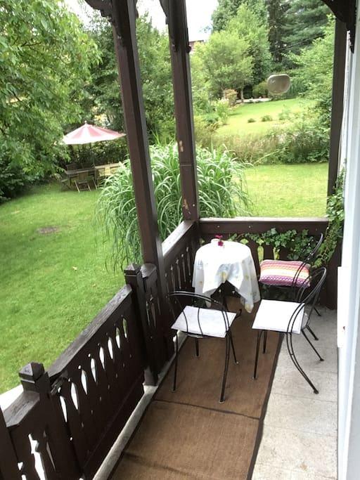Loggia - garden & balcony