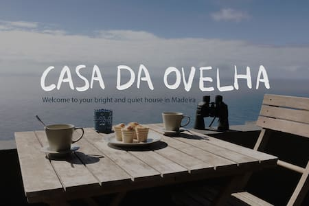 Bright and quiet house in Madeira - Faja Da Ovelha