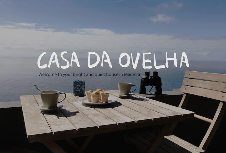 Casa da Ovelha, your bright and quiet house