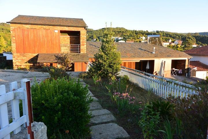 Casa do Lagar, em Alvarenga