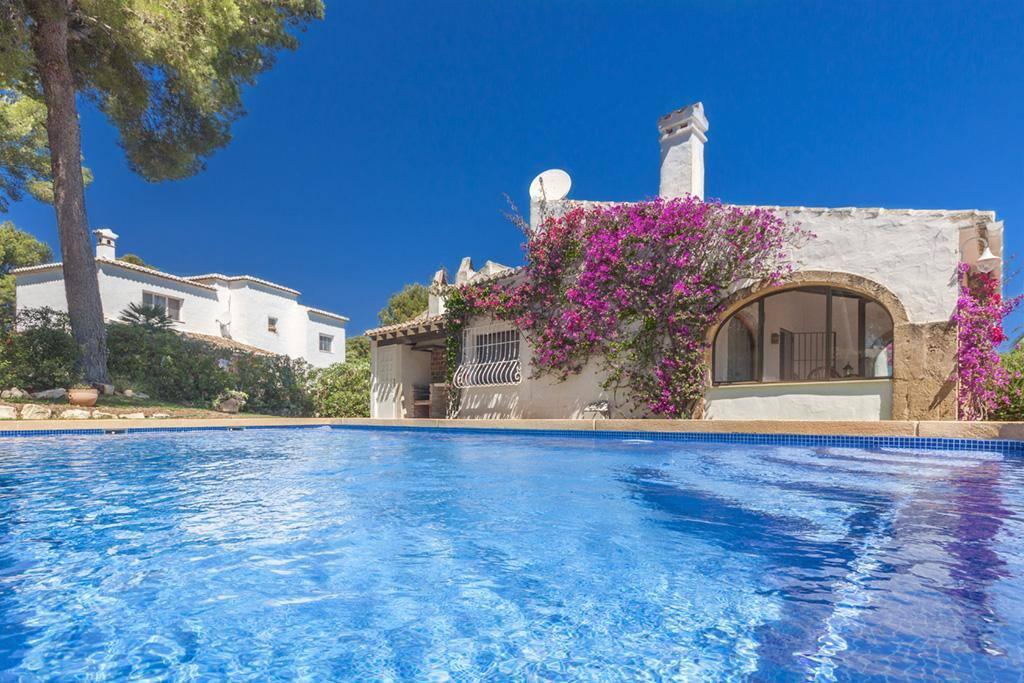 Casa de vacaciones villa rosa villas en alquiler en j vea alicante espa a - Casas de vacaciones en alicante ...