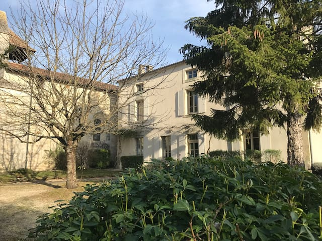 Country Family House in La Charente