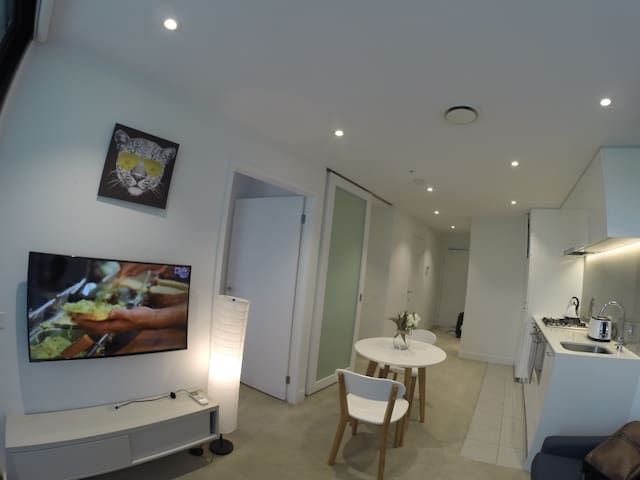 Amazing, apartment in the CBD-VIC Market