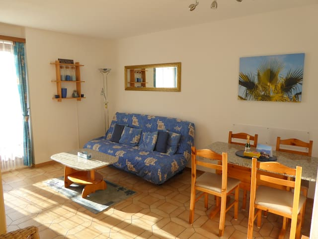 Two room apartment with lake view - Brissago - Apartment