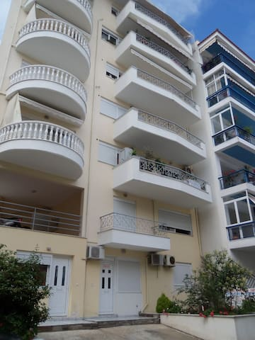 New comfortable studio near center & beach - Kavala - Apartment